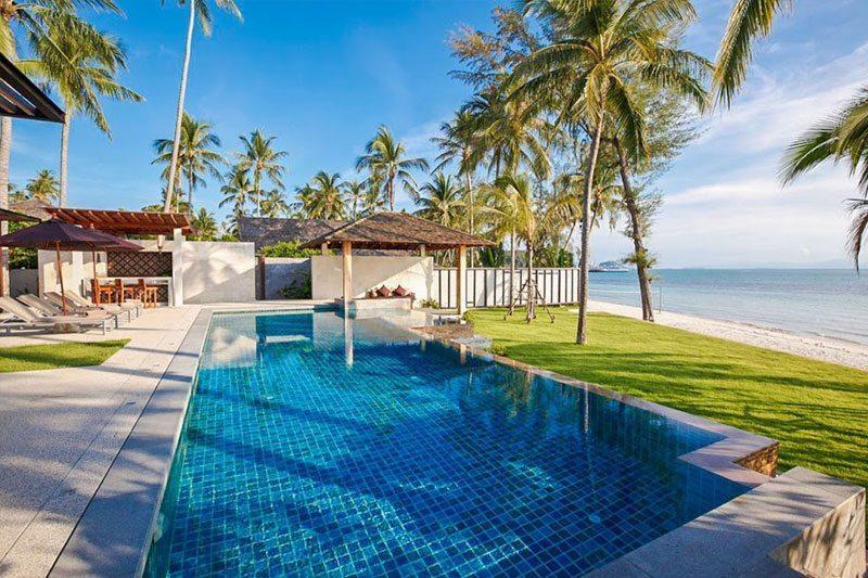 Inasia Beach - Villa
