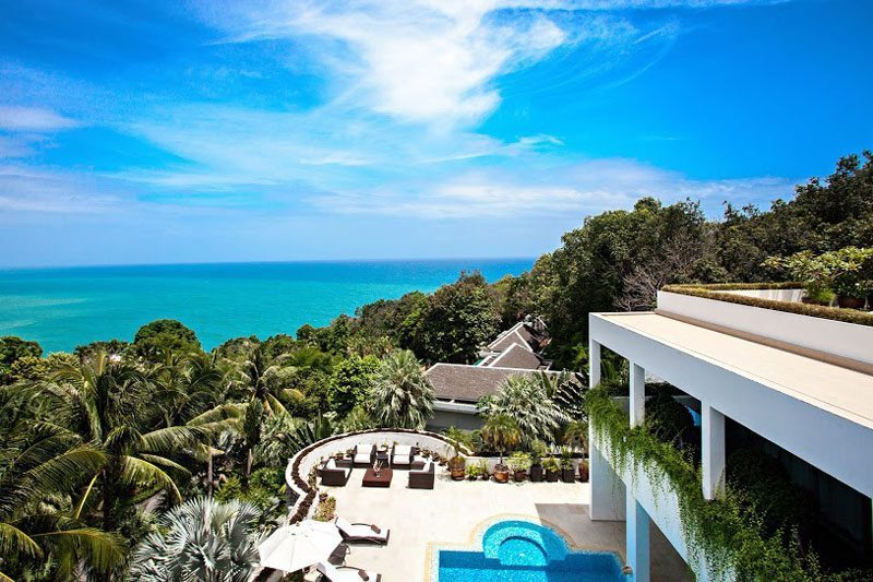 Waterfall Bay Villa - Thailand