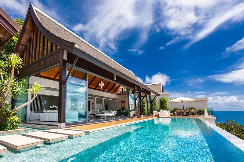 Villa Paradiso Swimming Pool | Naithon, Phuket