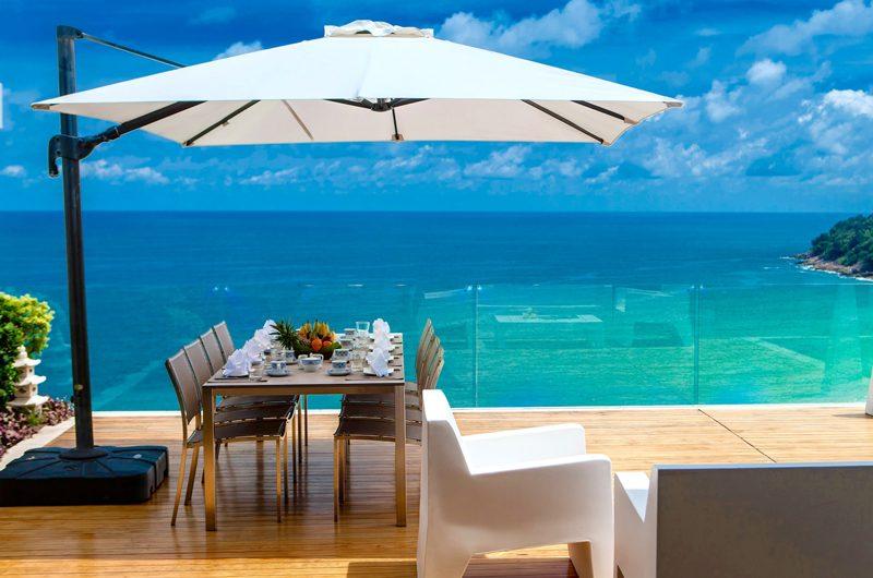Villa Paradiso Outdoor Dining Area | Naithon, Phuket
