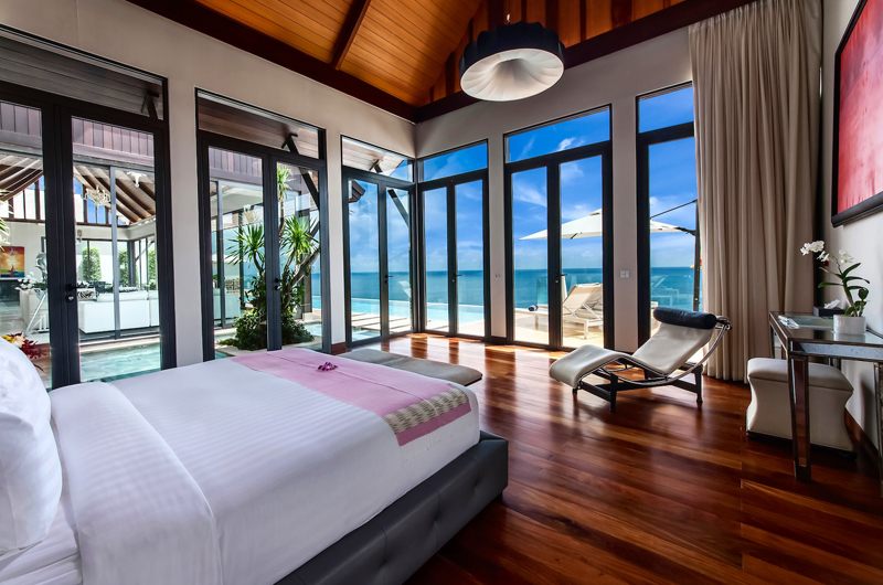 Villa Paradiso Pool Side Bedroom | Naithon, Phuket