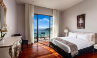 Villa Paradiso Bedroom and Balcony | Naithon, Phuket
