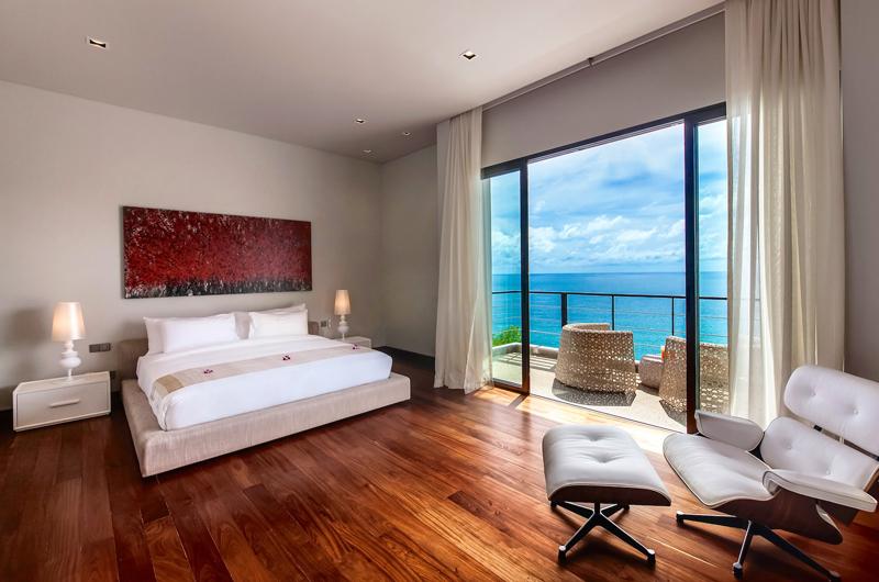 Villa Paradiso King Size Bed with Sea View | Naithon, Phuket