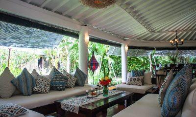 Villa Pandora Living Pavilion | Seminyak, Bali