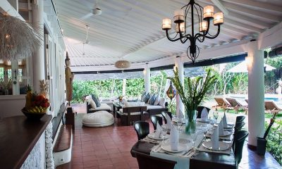 Villa Pandora Dining And Living Pavilion | Seminyak, Bali