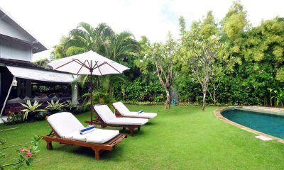 Villa Pandora Sun Beds | Seminyak, Bali