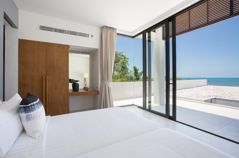 Villa Malouna Double Bedroom | Bang Por, Koh Samui
