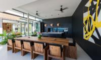 Villa Malouna Dining Area | Bang Por, Koh Samui