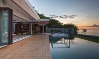 Villa Malouna Sunken Lounge | Bang Por, Koh Samui