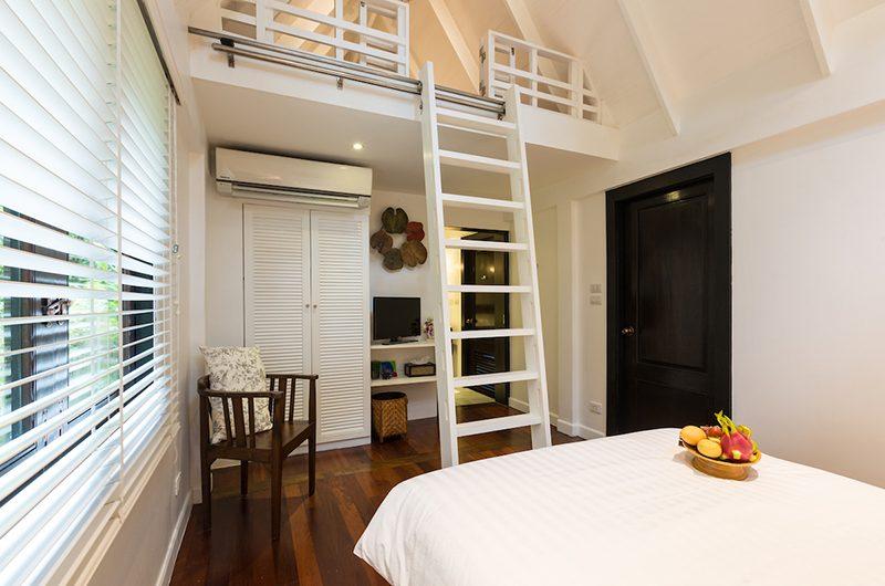 Baan Hansa En-Suite Bedroom Area   Koh Samui, Thailand