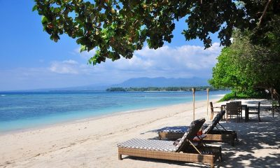 The Beach Villa Sun Deck | Lombok | Indonesia