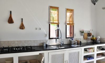 The Beach Villa Kitchen Equipments | Lombok | Indonesia
