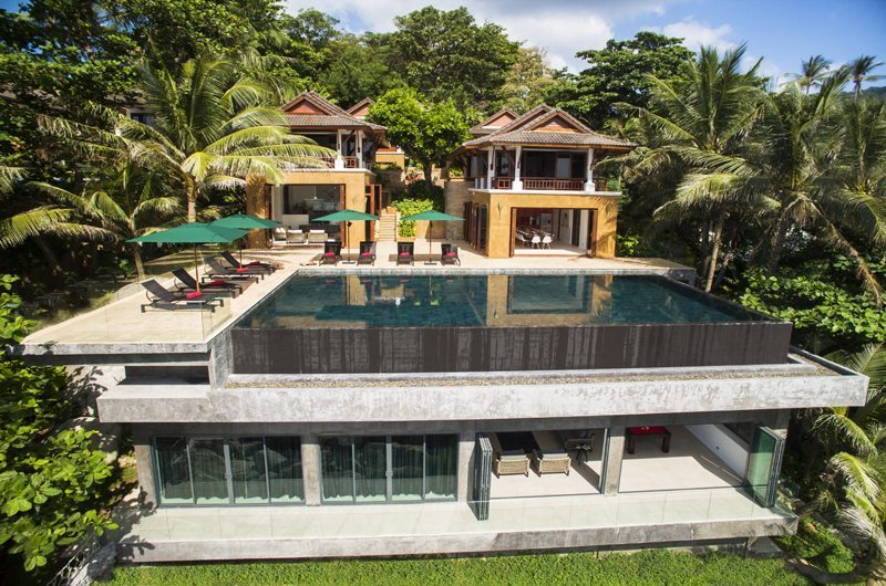 Villa Sunyata Bird's Eye View   Phuket, Thailand