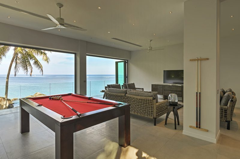 Villa Sunyata Media And Games Room | Phuket, Thailand