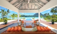 Bora Bora One Outdoor Lounge | Bora Bora Island, Tahiti