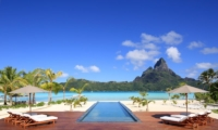Bora Bora One Sun Deck | Bora Bora Island, Tahiti