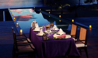 Bora Bora One Poolside Dining | Bora Bora Island, Tahiti