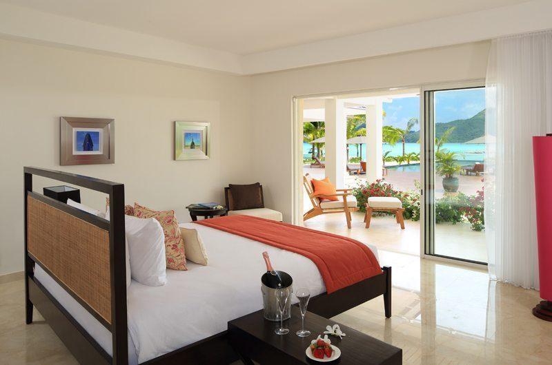 Bora Bora One Guest Bedroom | Bora Bora Island, Tahiti
