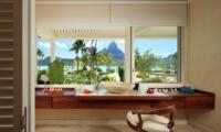 Bora Bora One En-suite Bathroom | Bora Bora Island, Tahiti