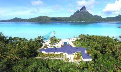 Bora Bora One Bird's Eye View | Bora Bora Island, Tahiti