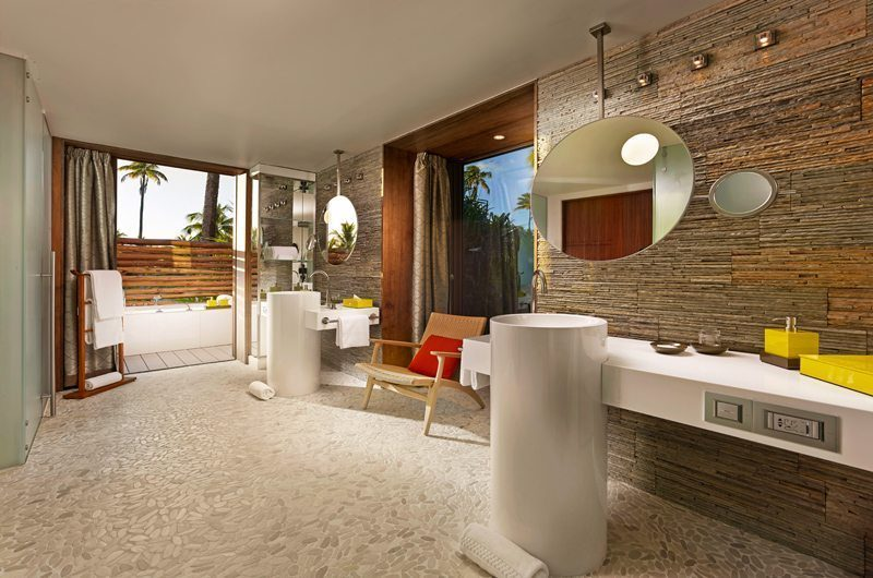 The Brando Ensuite Bathroom