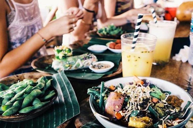 Bali Canggu Betelnut Cafe