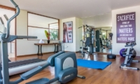 Freedom Villa Fully Equipped Gym | Petitenget, Bali