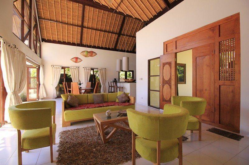 Kembali Villa Living Area | Kubutambahan, Bali