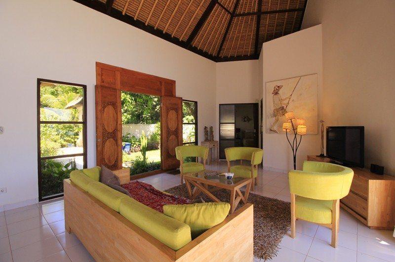 Kembali Villa Living Room | Kubutambahan, Bali