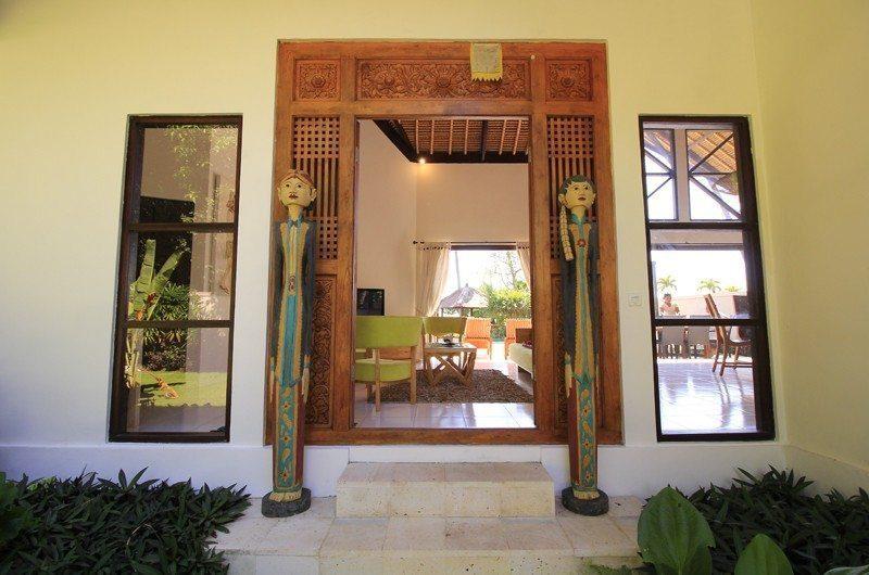 Kembali Villa Entrance | Kubutambahan, Bali