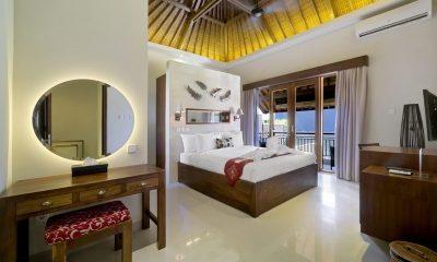 The Kumpi Villas Master Bedroom | Seminyak, Bali