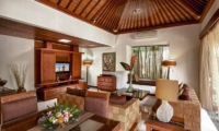 Villa Seriska Satu Sanur Living And Dining Area | Sanur, Bali