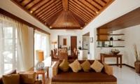 Villa Seriska Satu Sanur Living Area | Sanur, Bali