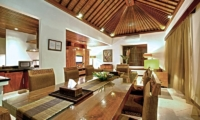 Villa Seriska Satu Sanur Dining Room| Sanur, Bali