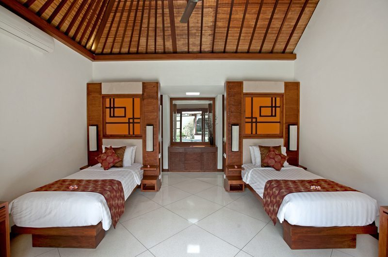 Villa Seriska Satu Twin Bedroom | Sanur, Bali