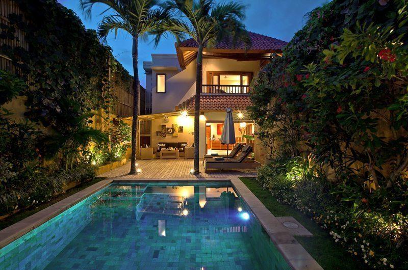 Villa Seriska Satu Seminyak Pool View   Seminyak, Bali
