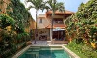 Villa Seriska Satu Seminyak Sun Beds   Seminyak, Bali