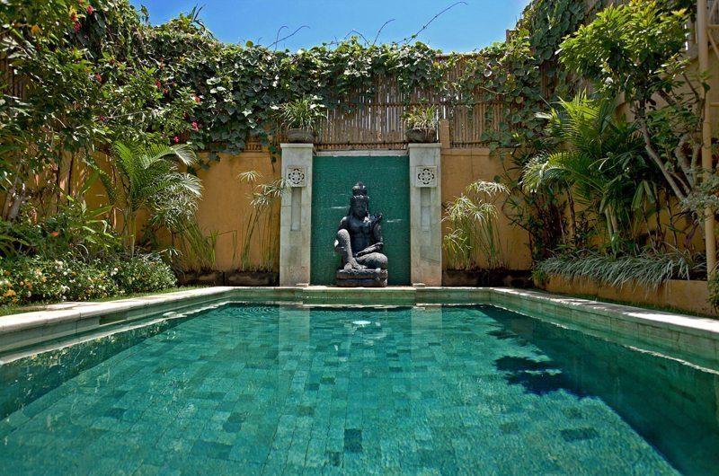 Villa Seriska Satu Seminyak Swimming Pool   Seminyak, Bali