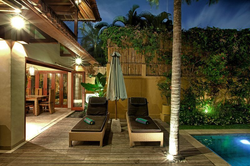 Villa Seriska Satu Seminyak Sun Deck   Seminyak, Bali