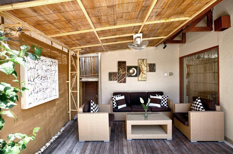 Villa Seriska Satu Seminyak Living Area | Seminyak, Bali