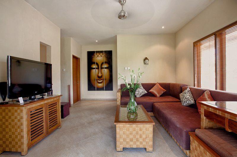 Villa Seriska Satu Seminyak Lounge Room   Seminyak, Bali