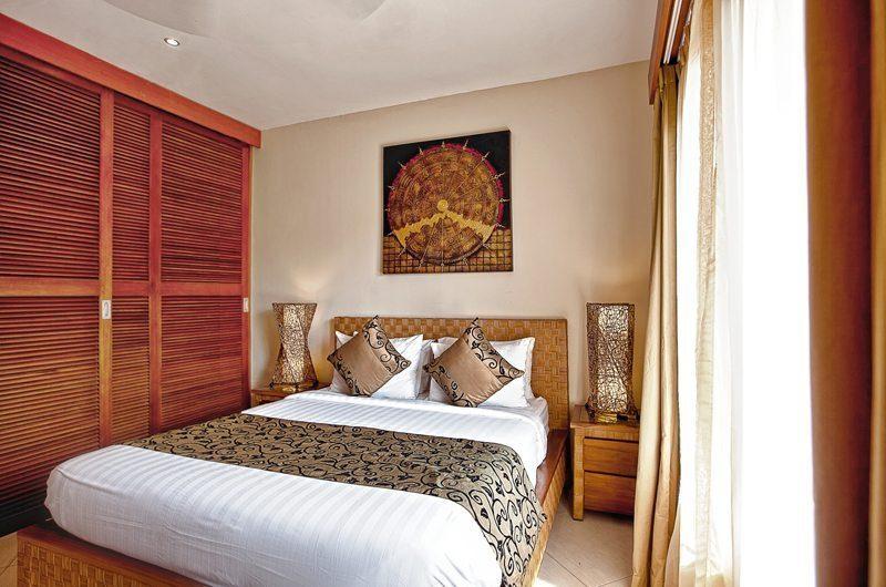 Villa Seriska Satu Seminyak Bedroom One   Seminyak, Bali