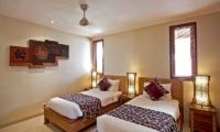 Villa Seriska Satu Seminyak Twin Beds   Seminyak, Bali
