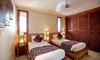 Villa Seriska Satu Seminyak Twin Room   Seminyak, Bali