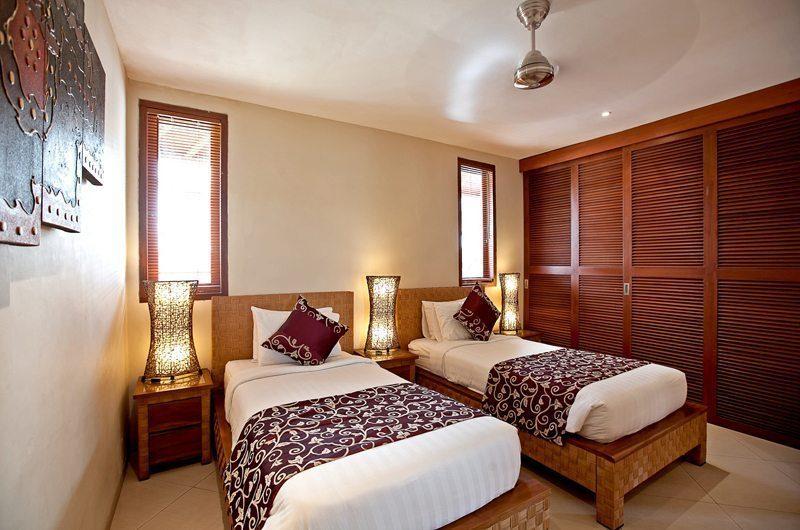 Villa Seriska Satu Seminyak Twin Room | Seminyak, Bali