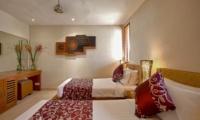 Villa Seriska Satu Seminyak Twin Bedroom | Seminyak, Bali