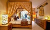 Villa Seriska Satu Seminyak Bedroom Side View   Seminyak, Bali