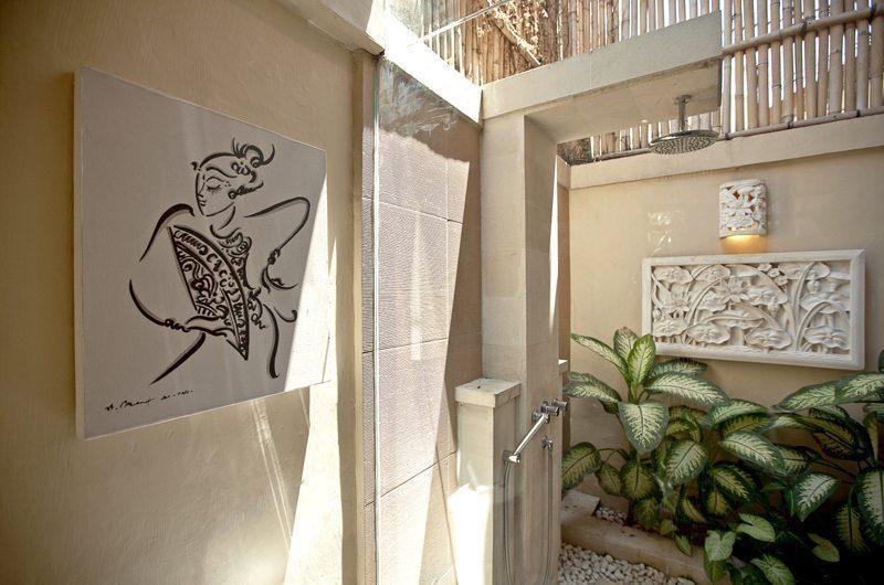 Villa Seriska Satu Seminyak En-suite Bathroom   Seminyak, Bali
