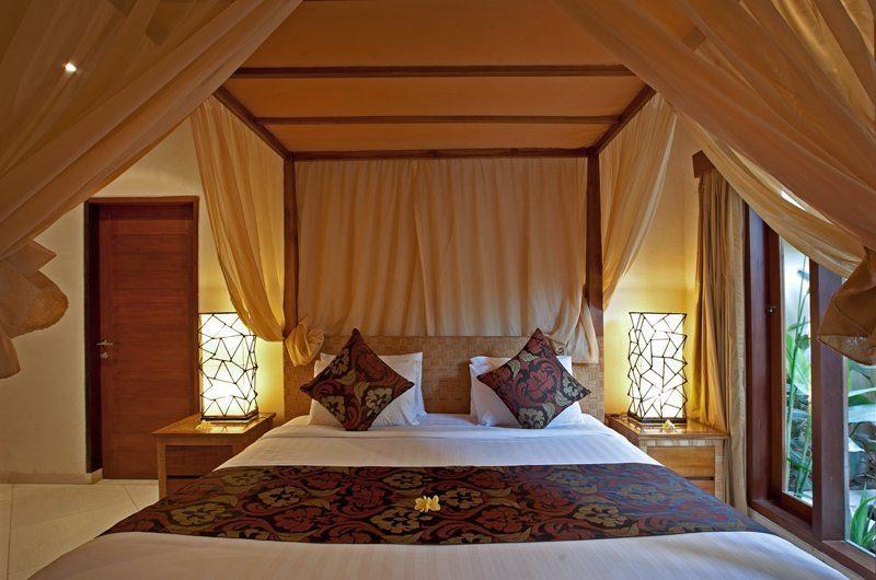 Villa Seriska Satu Seminyak Bedroom Front View | Seminyak, Bali
