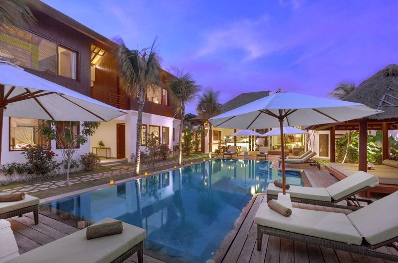 Tempting Villa Tangram